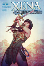 Image: Xena: Warrior Princess Vol. 02 #5 (cover A - Frison)  [2016] - Dynamite