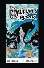 Image: Graveyard Book Graphic Novel HC  - Harper Collins Publishers