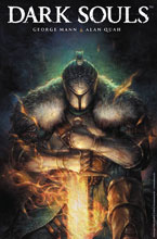 Image: Dark Souls: The Breath of Andolus SC  - Titan Comics