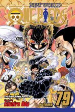 Image: One Piece Vol. 79 SC  - Viz Media LLC