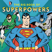 Image: Big Book of Superpowers HC  - Downtown Bookworks