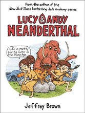 Image: Lucy & Andy Neanderthal HC  - Crown Books