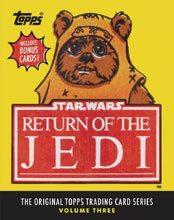 Image: Star Wars: Return of the Jedi - The Original Topps Trading Card Series, Vol. 03: HC  - Abrams Comicarts