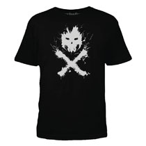 Image: Captain America 3 T-Shirt: Crossbones [Black]  (XL) - Mighty Fine