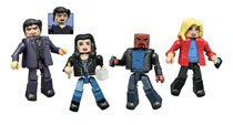 Image: Marvel  (Netflix) Minimates: Jessica Jones - Diamond Select Toys LLC