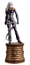 Image: Marvel Chess Collection #86 (Black Cat - Black Knight) - Eaglemoss Publications Ltd