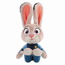 Image: Zootopia Small Plush: Nick Wilde  - Tomy International