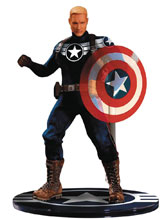 Image: Marvel One-12 Collective Action Figure: Commander Rogers  - Mezco Toys