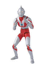Image: Ultraman S.H.Figuarts 50th Anniversary Standard Edition Action Figure  - Tamashii Nations