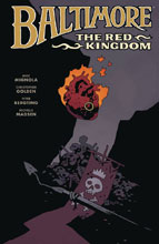 Image: Baltimore Vol. 08: The Red Kingdom HC  - Dark Horse Comics