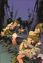 Image: Conan the Slayer #12 - Dark Horse Comics
