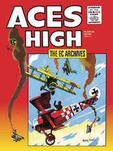 Image: EC Archives: Aces High HC  - Dark Horse Comics
