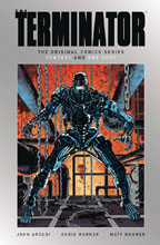 Image: Terminator: The Original Comics Series - Tempest and One Shot HC  - Dark Horse Comics