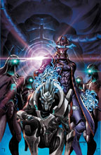 Image: Mass Effect: Discovery #4 - Dark Horse Comics
