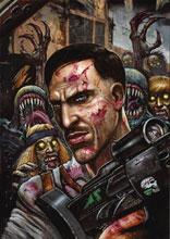 Image: Call of Duty: Zombies #6 - Dark Horse Comics