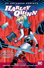 Image: Harley Quinn Vol. 03: Red Meat  (Rebirth) SC - DC Comics