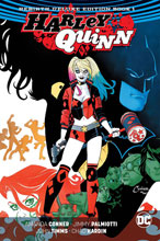 Image: Harley Quinn Rebirth Deluxe Collector Book 01 HC  - DC Comics