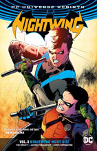 Image: Nightwing Vol. 03: Nightwing Must Die  (Rebirth) SC - DC Comics