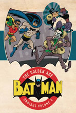 Image: Batman: The Golden Age Omnibus Vol. 04 HC  - DC Comics