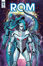 Image: Rom #14 (cover C - Griffith) - IDW Publishing