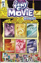 Image: My Little Pony Movie Prequel #3 (cover A - Price) - IDW Publishing
