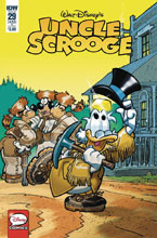 Image: Uncle Scrooge #29 (cover B - Mastantuono) - IDW Publishing