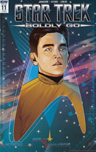 Image: Star Trek: Boldly Go #11 (Cryssy Cheung incentive cover - 01141) (25-copy) - IDW Publishing