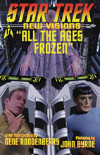 Image: Star Trek New Visions: All the Ages Frozen  - IDW Publishing
