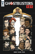 Image: Ghostbusters 101 #6 (cover B - Lattie) - IDW Publishing