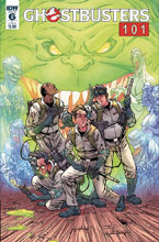 Image: Ghostbusters 101 #6 (cover C - Sears) - IDW Publishing