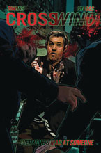 Image: Crosswind #3 (cover B - Staggs) - Image Comics