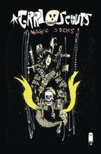 Image: Grrl Scouts: Magic Socks #4 (cover A - Mahfood) - Image Comics