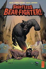 Image: Shirtless Bear-Fighter! #3 (cover A - Robinson) - Image Comics