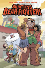 Image: Shirtless Bear-Fighter! #3 (cover C - Chabot) - Image Comics