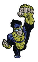 Image: Invincible Pin: Figure  - Image Comics
