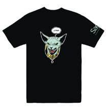 Image: Saga T-Shirt: Lying Cat [Unisex]  (M) - Image Comics