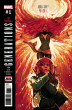 Image: Generations: Phoenix & Jean Grey #1  [2017] - Marvel Comics