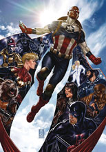 Image: Secret Empire #8 - Marvel Comics