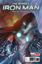 Image: Infamous Iron Man #11 - Marvel Comics