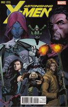 Image: Astonishing X-Men #2 (Stegman variant cover - 00221) - Marvel Comics