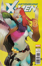 Image: Astonishing X-Men #2 (Torque variant cover - 00241) - Marvel Comics