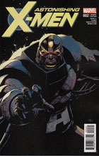 Image: Astonishing X-Men #2 (Yu variant cover - 00231) - Marvel Comics