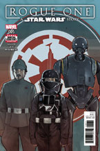 Image: Star Wars: Rogue One Adaptation #5  [2017] - Marvel Comics