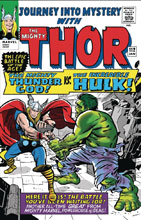 Image: True Believers: Kirby 100th - Thor vs. Hulk #1 - Marvel Comics