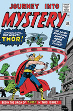 Image: True Believers: Kirby 100th - Introducing... The Mighty Thor! #1 - Marvel Comics