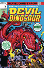 Image: True Believers: Kirby 100th - Avengers: Devil Dinosaur #1 - Marvel Comics