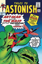 Image: True Believers: Kirby 100th - Antman and The Wasp #1 - Marvel Comics
