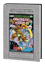 Image: Marvel Masterworks: The Fantastic Four Vol. 19 HC  - Marvel Comics