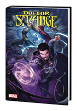Image: Doctor Strange Vol. 04: Mr. Misery HC  - Marvel Comics