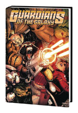 Image: Guardians of the Galaxy Vol. 04 HC  - Marvel Comics